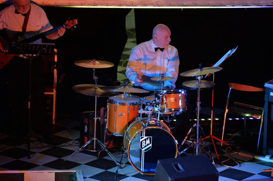 University of Greenwich Swing Band (photo: Mike King)