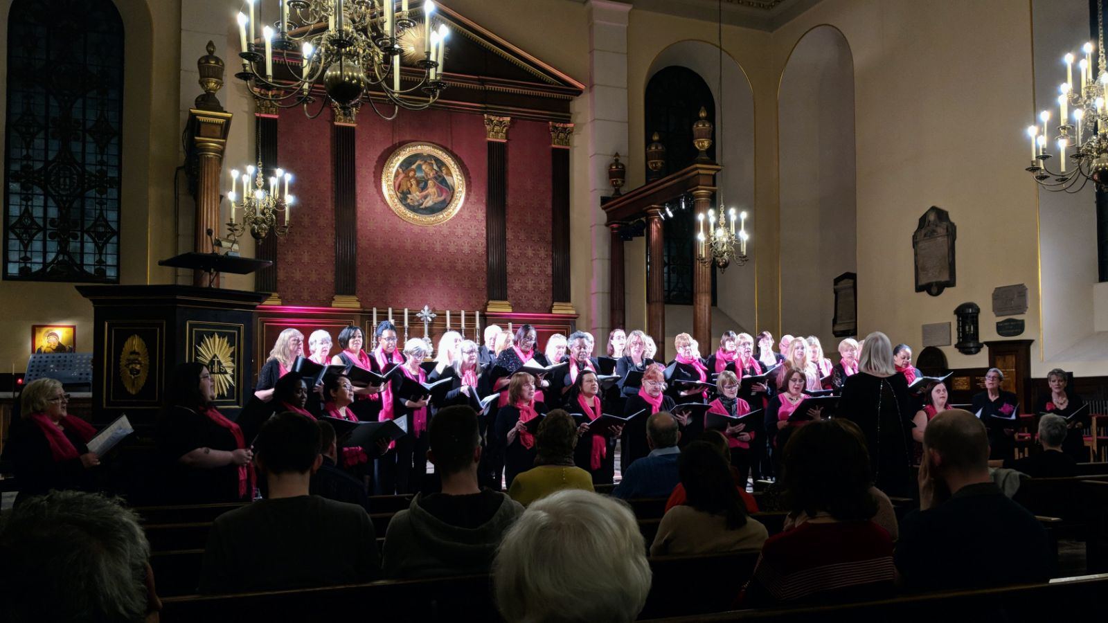 Brandenburg full choir