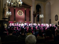 Brandenburg full choir